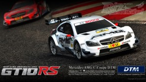 GT10RS MERCEDES-AMG C-COUPE DTM 2014 (WHITE)