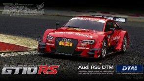 GT10RS AUDI RS5 DTM 2014 (RED)