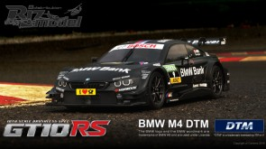 GT10RS BMW M4 DTM 2014 (BLACK)