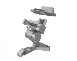 CrystalSky PART 3 - Remote Controller Mounting Bracket