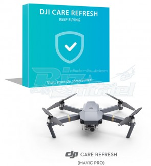 DJI Care Refresh (Mavic Pro) Card