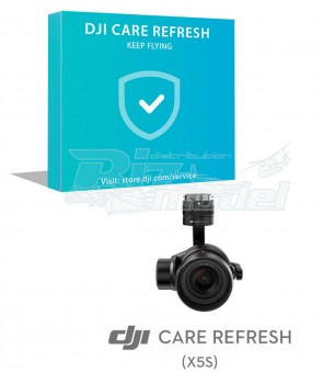 DJI Care Refresh (X5S) Card