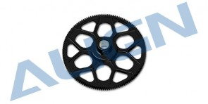 H60198QA 131T M0.8 Autorotation Tail Drive Gear - Black