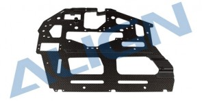 H80B038XX 800E PRO Carbon Main Frame(R)-2mm