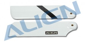 HQ1150A 115 Carbon Fiber Tail Blade