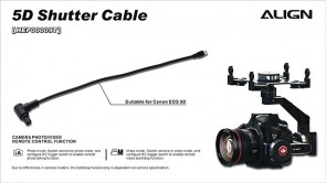HEP00009 5D Shutter Cable