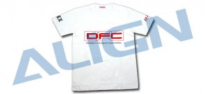 HOC00204-1 Flying T-shirt(DFC)-White