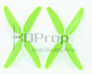 HQProp X5X4X4G Quadripala Green (CW-CCW) (Pack of 2)
