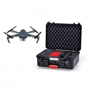 HPRC2400 PER DJI MAVIC PRO FLY MORE COMBO BLACK