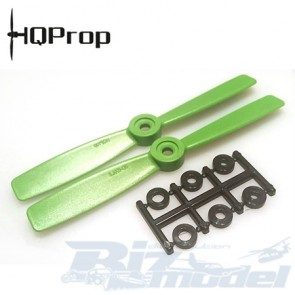 HQProp 3D-5X4.5 CW GREEN (pack of 2)