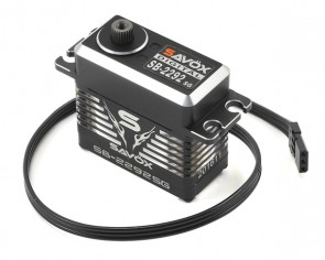SB-2290SG Black Edition Monster Torque Brushless Steel Gear SAXSB-2290SG