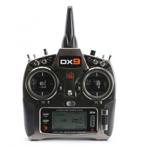 DX9 Transmitter Only Mode 1-4 SPMR9900EU