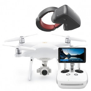 Phantom 4 Pro V2.0 Plus Combo con DJI Goggles RE