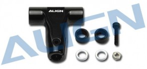 H45117 450 PRO FL Main Rotor Housing Set/Black