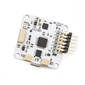 OpenPilot CC3D Flight Controller With Pins 90°