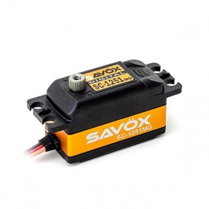 SAVOX SC-1251MG digital servo SAX108